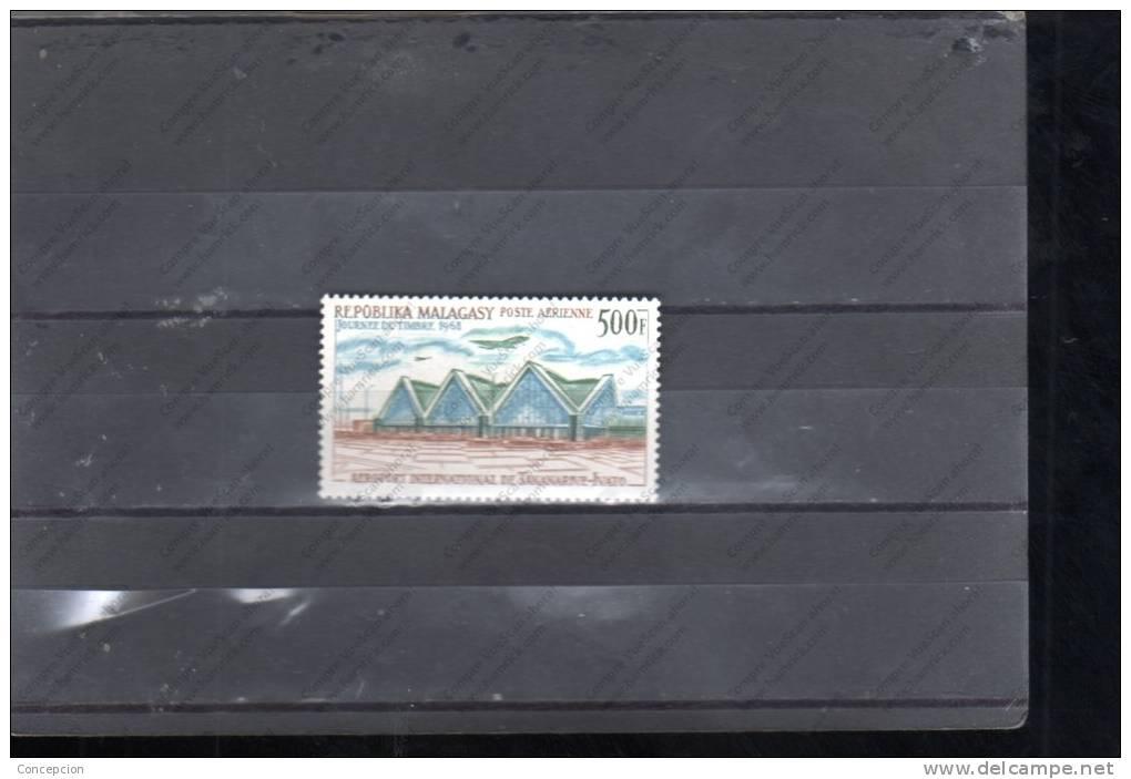 SELLOS  DEMAGALAYI  N IVER  A 106  NUEVO - Madagascar (1960-...)