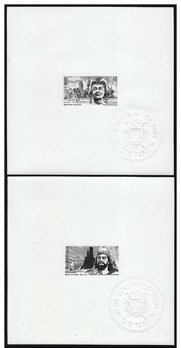 "2686/89   Ministervel  ""Muntschouwburg, Opera, Muziek, Musique"" - Ministervelletjes"