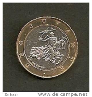 MONACO -  RAINIER III - 10F 1991 - 1960-2001 Nouveaux Francs