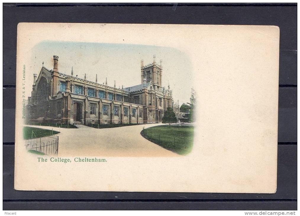 26226  Regno  Unito,  The  College,  Cheltenham,  VGSB  1906 - Cheltenham