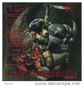 DANZIG °   THALL DEMONSWEAVILTE  CD 7 TITRES - Hard Rock & Metal