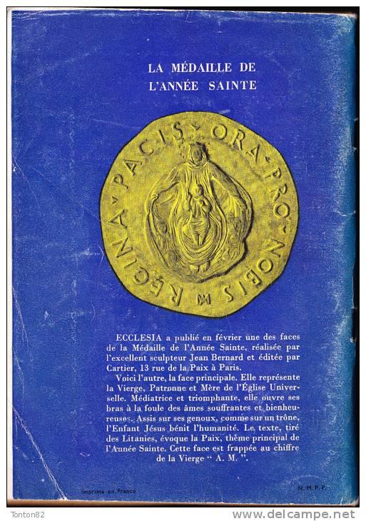 Écclésia N° 13 - Avril 1950 - Lectures Chrétiennes - Pâques 1950 - Religion