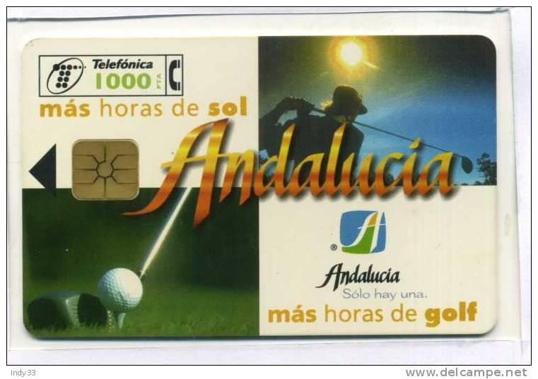-  ESPAGNE . ANDALUCIA . MAS HORA DE SOL . - Espagne