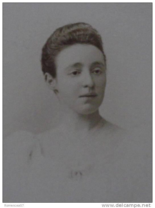 Couple D´une FAMILLE JUIVE D´ALSACE - Emile Et Hetty BLOCH - Ca 1890 - CDV Par A. Liébert, Paris - Clichés TOP ! - Non Classificati