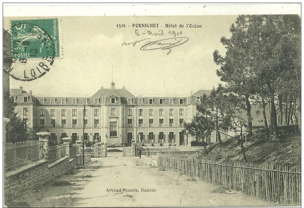 PORNICHET N 1516  HOTEL DE L OCEAN  BEAU PLAN - Pornichet