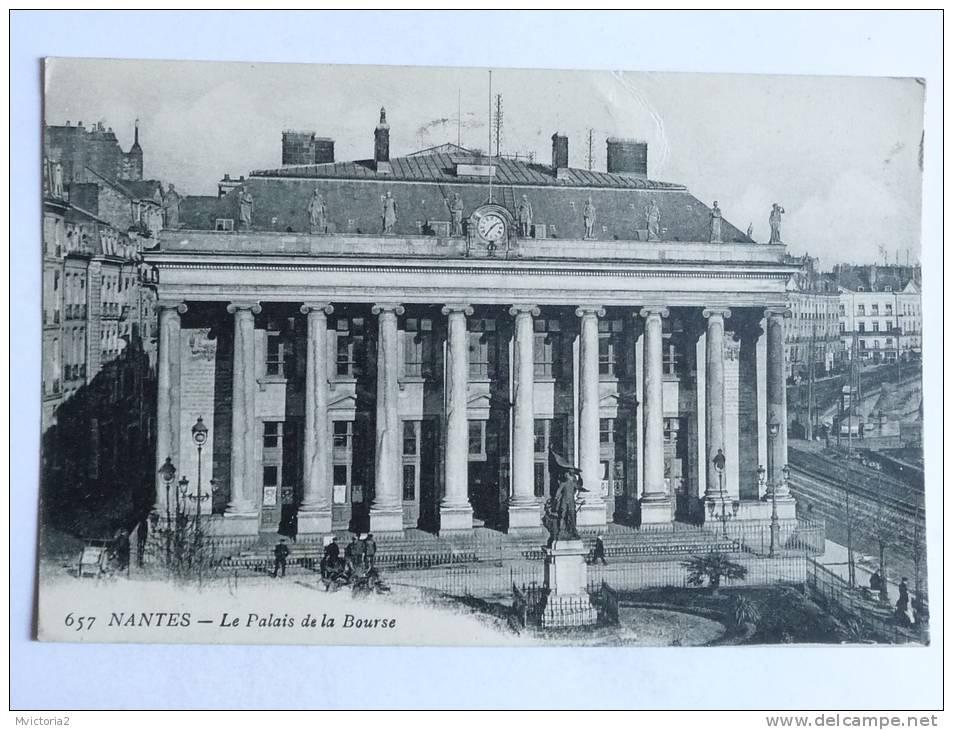 NANTES - Le Palais De La Bourse - Nantes