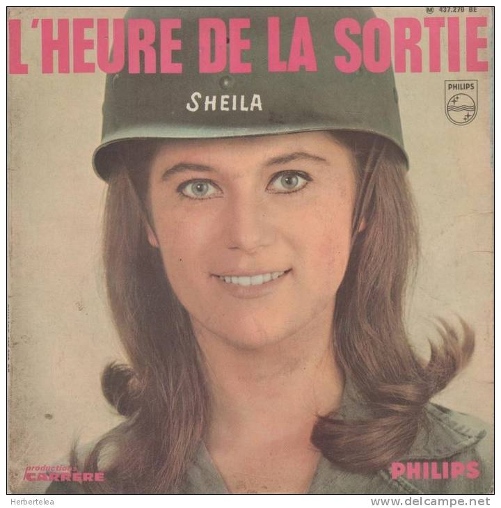 OPERATION PROMO DE PRINTEMPS SHEILA - Vinyl Records