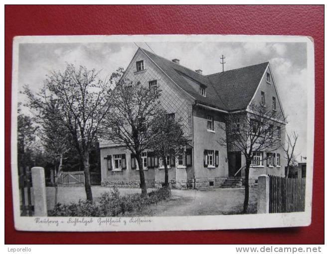 AK NEUSORG I.Fichtelgebirge Gasthaus 1944  //  D*3698 - Deutschland