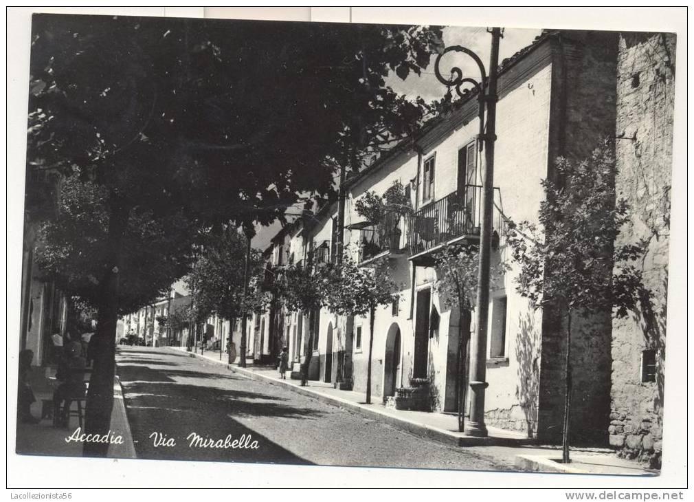 1184-ACCADIA(FOGGIA)-VIA MIRABELLA-FG - Foggia