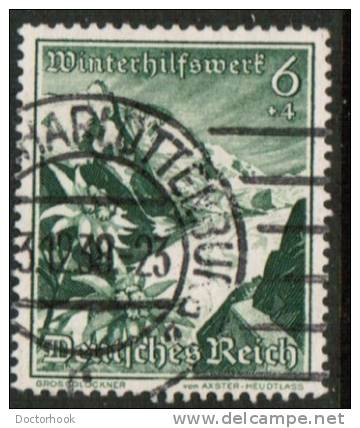GERMANY   Scott #  B 126  VF USED - Germany