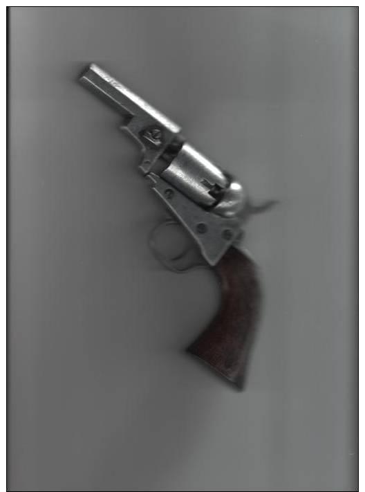 REVOLVER POCKET - Decorative Weapons
