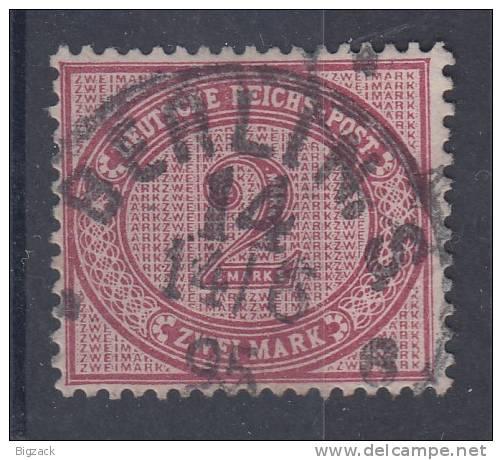 DR Minr.37 Gestempelt Berlin 14.6.95 - Gebraucht