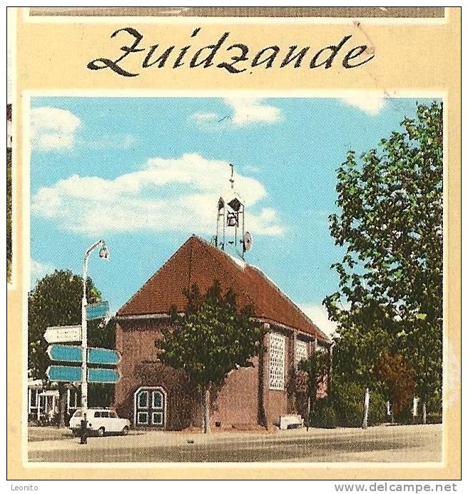 Groeten Uit ZUIDZANDE Zeeland Nederland  1977 - Nederland