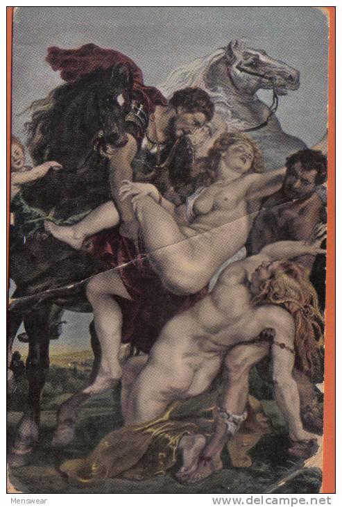 POSTCARD SEND TO MALTA 1918 - SAINT PAUL - - Religion & Esotericism