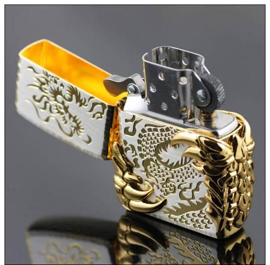 zippo dragonDragon Zippo Lighters