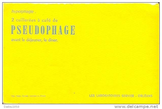 PSEUDOPHAGE Médicament - Produits Pharmaceutiques