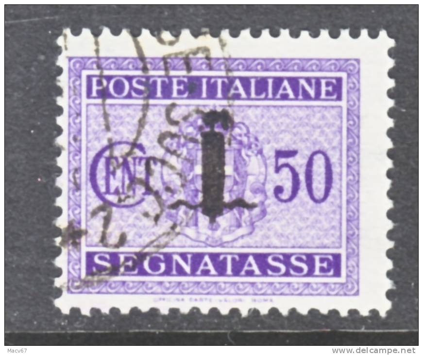 Italy J 7  (o) - 4. 1944-45 Social Republic