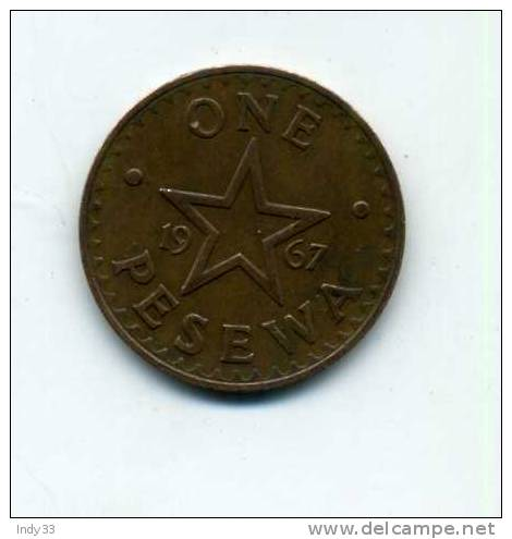 - GHANA . 1 P. 1967 . - Ghana