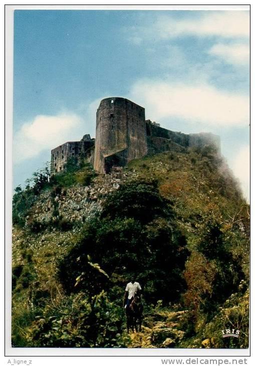 Ref 61 CPSM Haiti Citadelle LA FERRIERE - Haïti