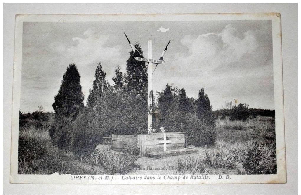 Cpa flirey calvaire sur le champ de bataille 54 meurthe et moselle petit - Boncoin meurthe et moselle ...