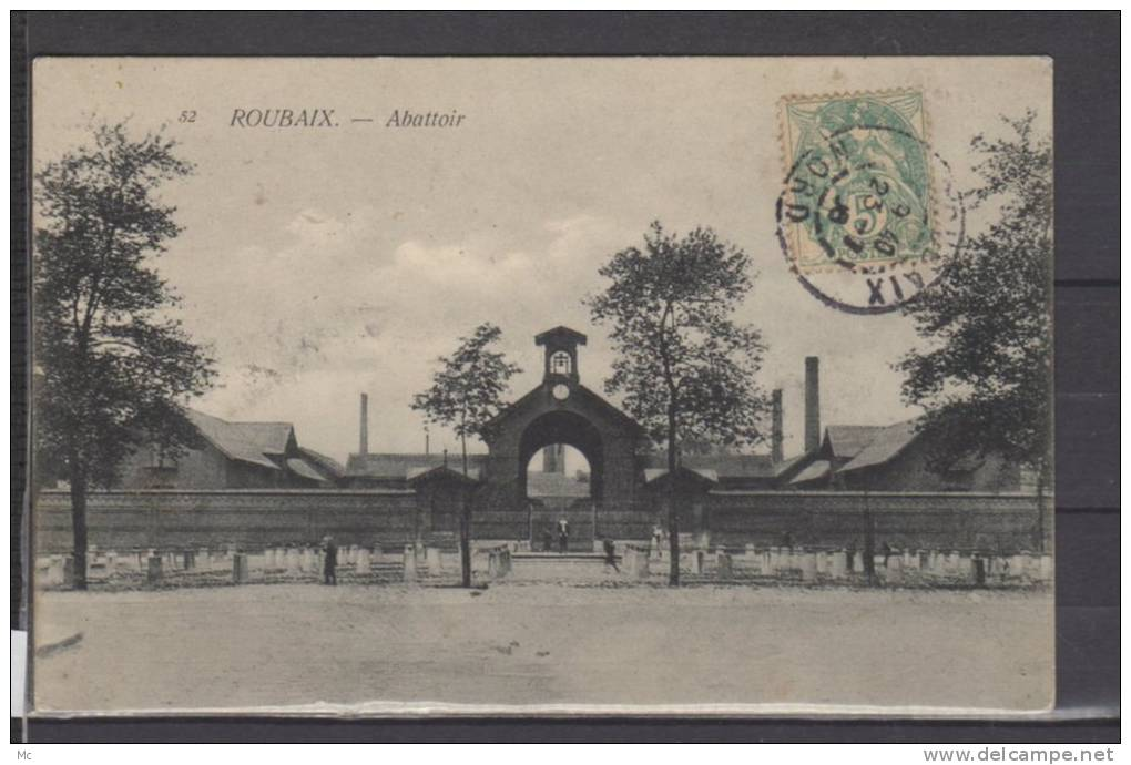 59 - Roubaix - Abattoir - Roubaix