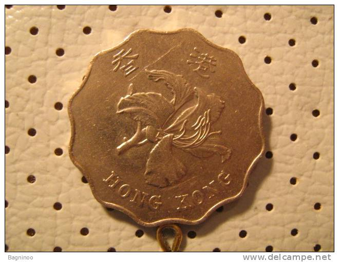 HONG KONG 2 Dollars 1998 - Hong Kong