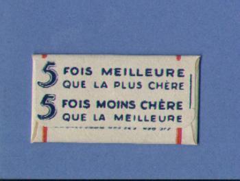 Une Lame De Rasoir  LUCKY BLADE   (L50) - Lames De Rasoir