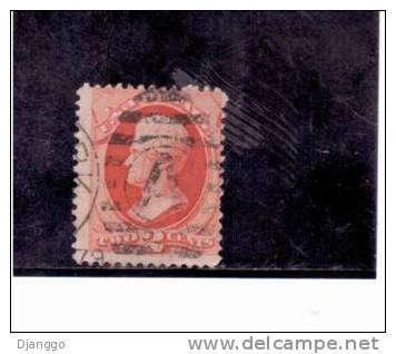 Yt Usa 1870-90 N° 58 - Jackson - 1847-99 Unionsausgaben