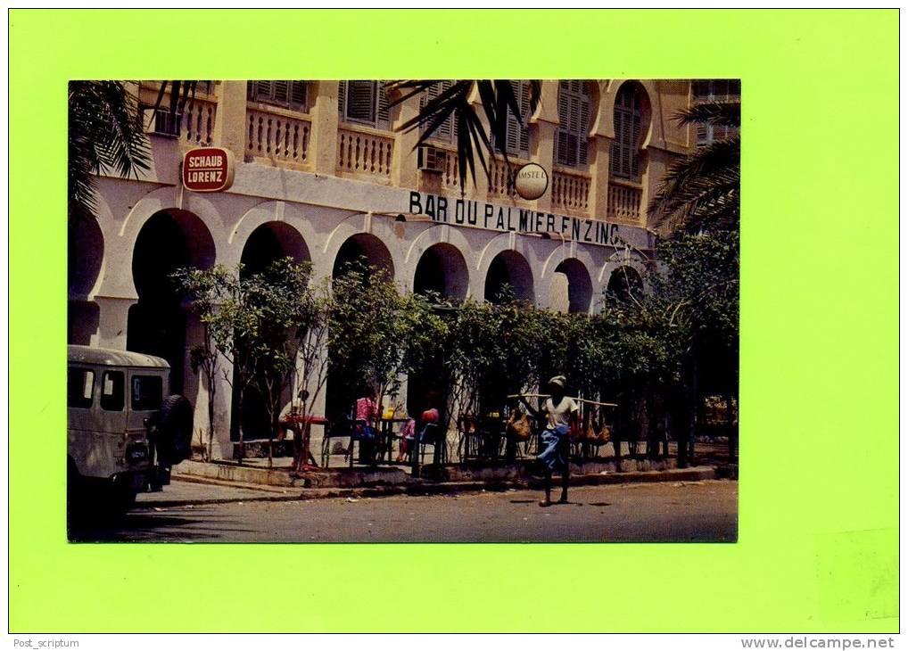 Afrique -  Djibouti - Bar Restaurant Du Palmier En Zinc - Gibuti