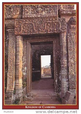 CAMBODIA - AK 107782 Preah Vihear - Cambodge