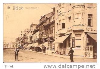 Heyst-sur-Mer 72: Boulevard Léopold II - Heist