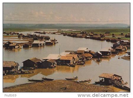 VIETNAM - AK 107832 Fish-faihing Buisness - La Nga - Dong Nai - Viêt-Nam