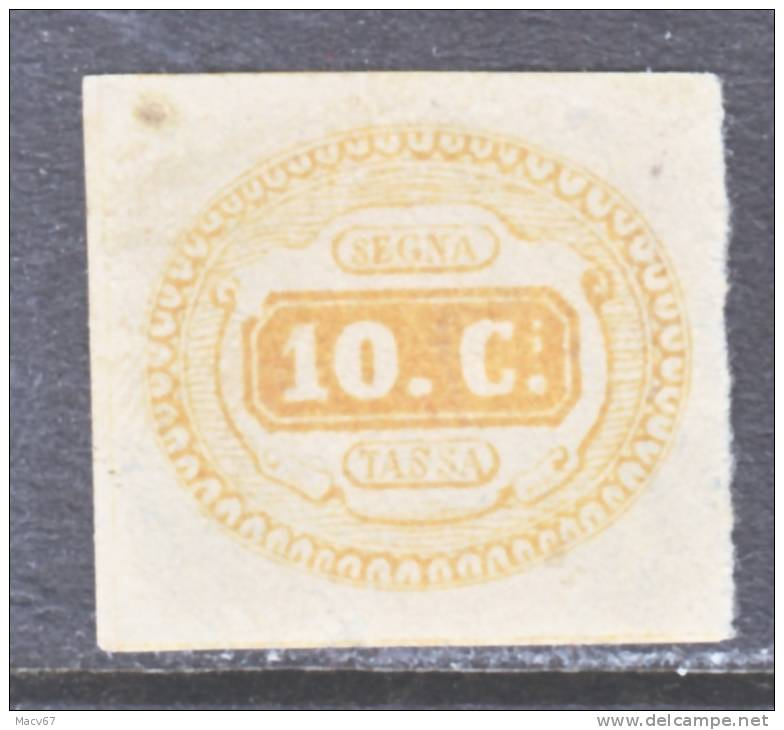 Italy J 1a    * - 1861-78 Vittorio Emanuele II