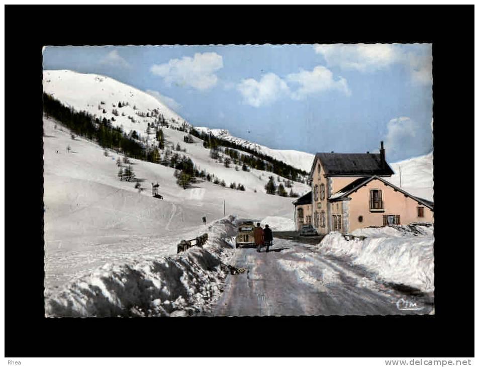 05 - VARS - COL DE VARS - Neige Et Soleil Au Col De Vars Devant Le Refuge Napoléon - 6782 - France