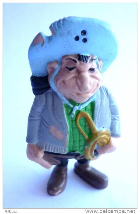 FIGURINE LUCKY LUKE SCHLEICH 1984 HANK BULLY (1) - Figurines