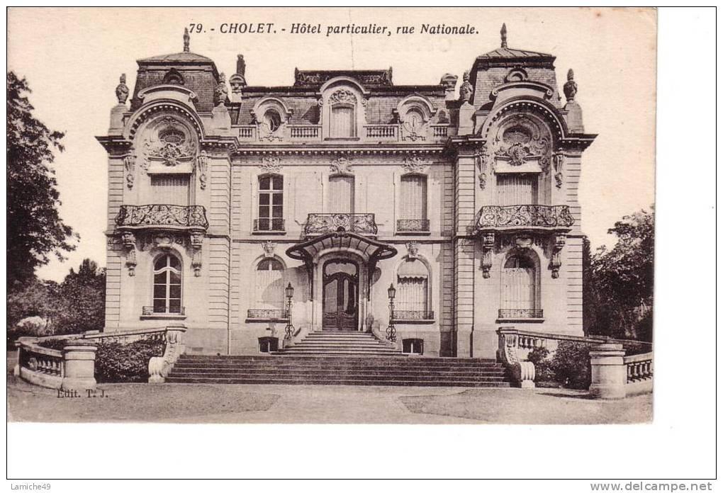 CHOLET Hotel Particulier Rue Nationale - Cholet