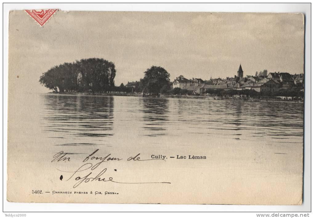 CULLY Lac Léman - VD Vaud