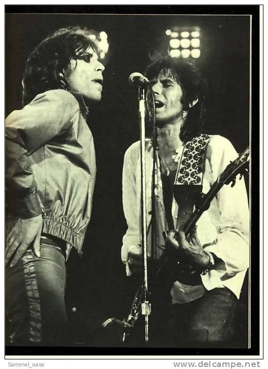 The Rolling Stones  -  Die Geschichte Einer Rocklegende  -  Philip Norman  -  Mit Etlichen S/w Fotos - Varia