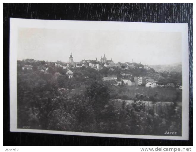 AK ZATEC Saaz 1931   //  Q6881 - Tschechische Republik
