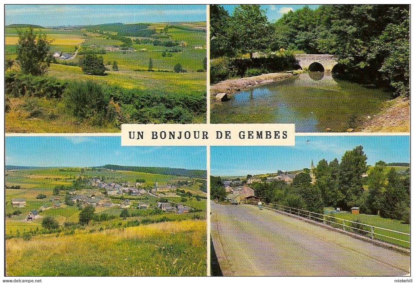 UN BONJOUR DE GEMBES-multivues - Daverdisse