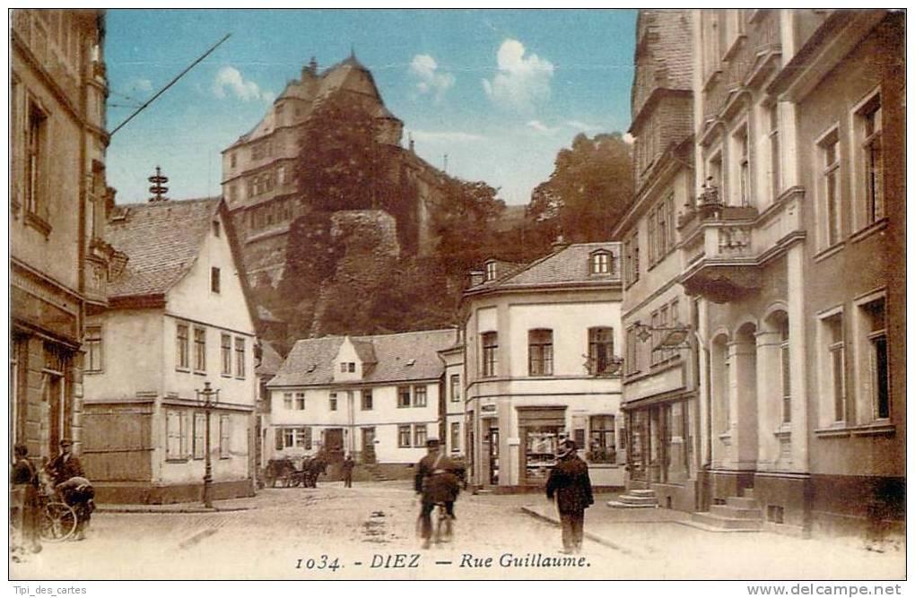 Diez - Rue Guillaume - Diez