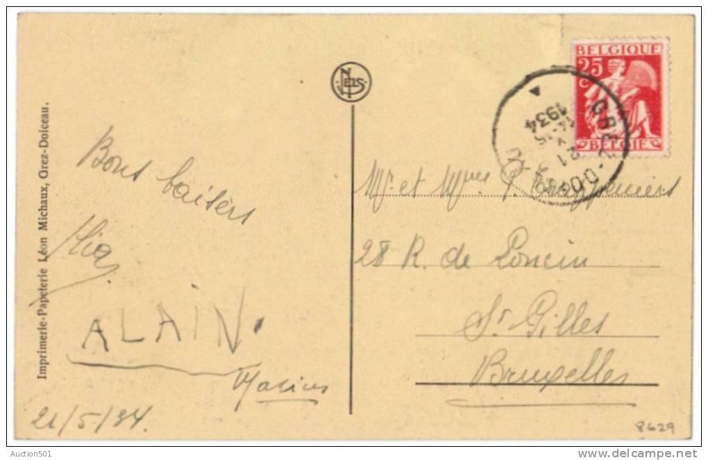 08629g LEZ LOWAS - Grez-Doiceau - 1934 - Grez-Doiceau
