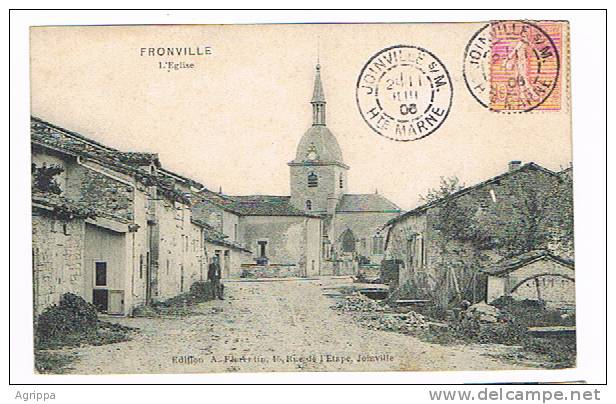 Fronville L´Eglise - Other Municipalities