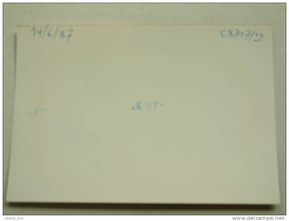 TRAM Lijn 92 Lobbes - Thuin / 9888 ( Details Zie Foto ) ! - Reproductions