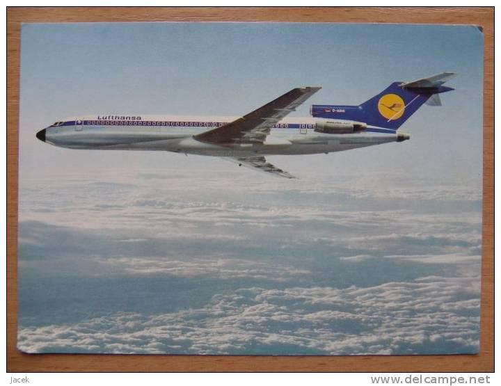 Lufthansa Boeing B 727 - 1946-....: Era Moderna