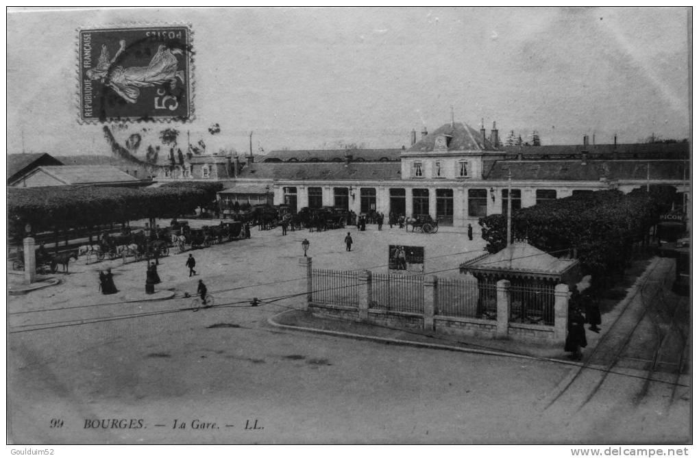 La Gare - Bourges