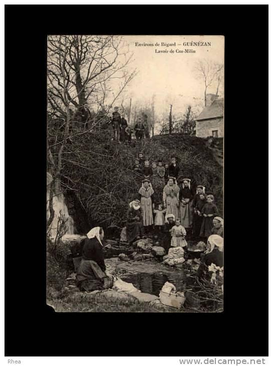 22 - BEGARD - Lavoir De Coz-Milin - Autres Communes