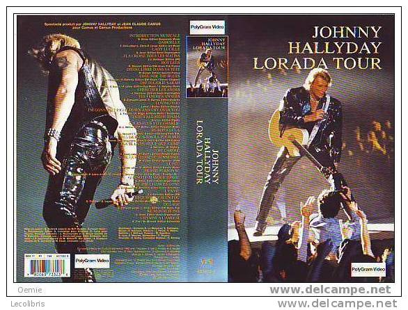 JOHNNY HALLYDAY  °°  LORADA TOUR - Concert Et Musique