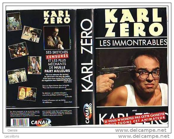 KARL ZERO ° LES IMMONTABLES - Concert Et Musique