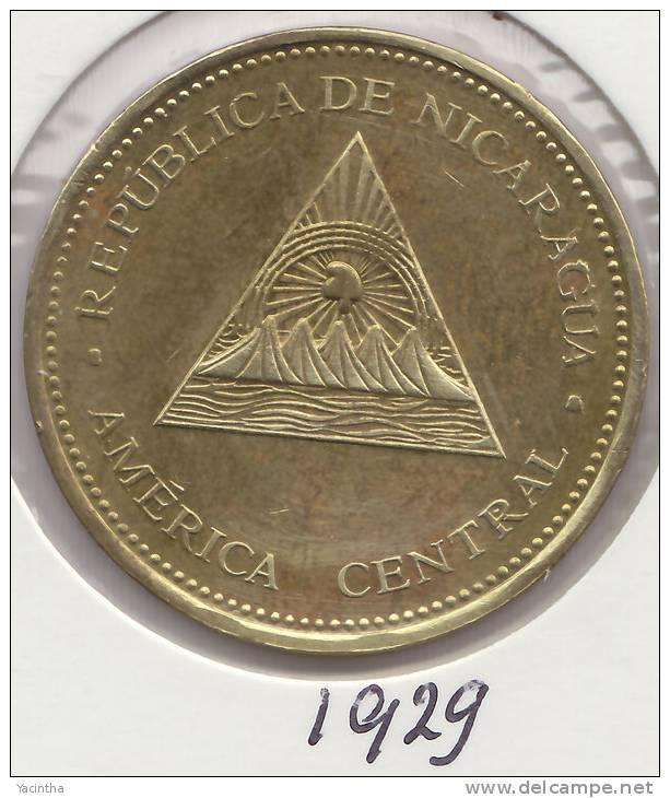 @Y@   Nicaragua    10 Centavos  2007  (1929) - Nicaragua